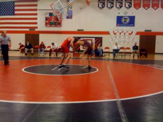 Sam Kuss vs Noah Heidorn