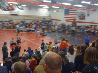 37th Annual Junior High Wrestling Invitational