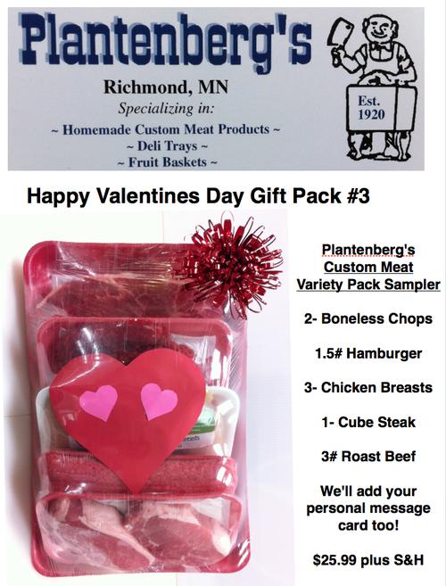 Valentines #3 Pack