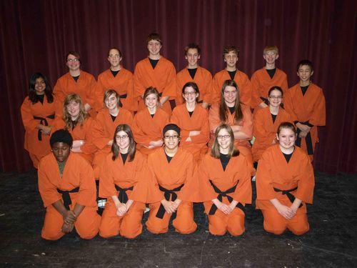 2011 Drumline Photo