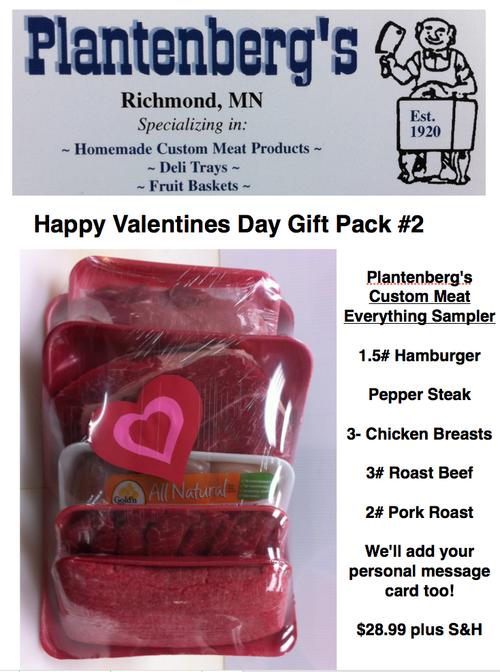 #2 Valentine Meat