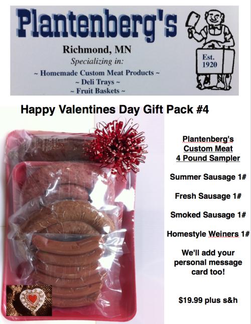 #4 Valentine Meat