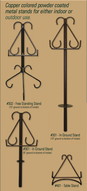 RS Stand Options