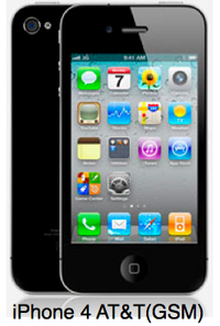 IPhone 4 AT&T(GSM)