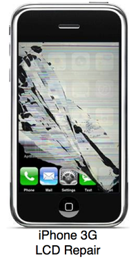 Iphone 3G LCD Repair