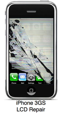 IPhone 3GS LCD Repair