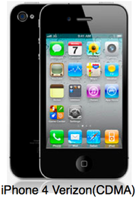 IPhone 4 Verizon(CDMA)