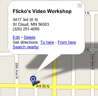 Flickosmap