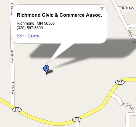 Richmondciviccommerceassocmap