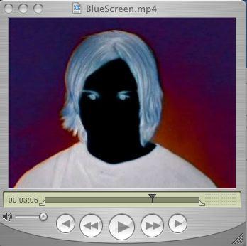 Bluescreenphoto